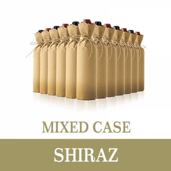 Mixed Shiraz Case